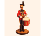 Sqn80 065 Side Drummer 16th-5th. Lancers 1984 Painted