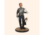 Sqn80 072 Commandant Governor General�s Bodyguard India 1889 Painted