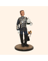 Sqn80 072 Commandant Governor General's Bodyguard India 1889 Painted