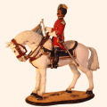 Sqn80 100 Trumpeter Mounted Governor General�s Bodyguard 1784 Painted