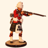 Sqn80 127 Private Black Watch Egypt 1882 Kit