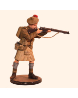 Sqn80 035 British Private Black Watch WW1 – France 1915 Painted