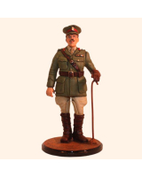 Sqn80 075 British Officer General Staff 1917 WW1 Painted