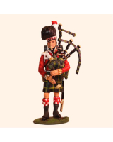 T54 447 Piper Highland Infantry 1815 Painted