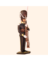 T54 S02 T.S. Grenadier Foot Guard Full Dress Painted