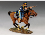 TRW001 Mounted Dragoon with Rifle King and Country