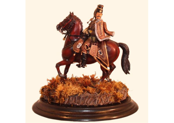 ToL 011 – Prussian Hussar 1756-1763 – Size 90mm Painted