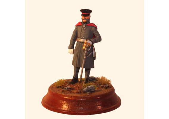ToL 020 – Gebhard von Blucher Field Marshal of Prussia 1742-1819 – Size 54mm Painted