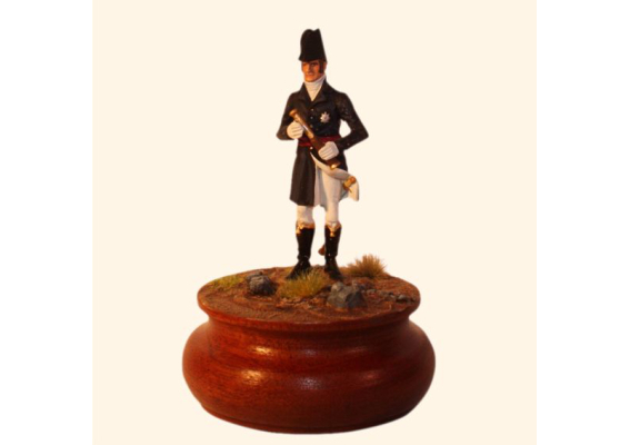 ToL 021 – The Duke of Wellington Waterloo 1815 – Size 54mm Painted