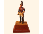 ToL 024 � Cuirassier General � Size 54mm Painted