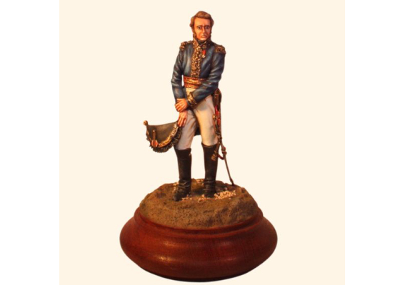 ToL 025 – Marshal Ney, The Bravest of the Brave! – Size 80mm Painted