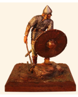 ToL 027 – Viking – Size 100mm Painted