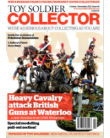 Toy Soldier Collector Issue 48 Heavy Cavalry attack