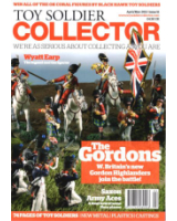 Toy Soldier Collector Issue 51 Wyatt Earp The legend and the figures