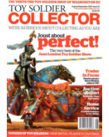 Toy Soldier Collector Issue 53 Joust about perfect!