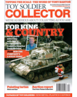 Toy Soldier Collector Magazine Issue 55 King and Country An in-depth interview