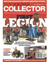Toy Soldier Collector Magazine Issue 56 First Legion; We shat to Matt Pavone