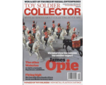 Toy Soldier Collector Magazine Issue 66 Interview with the famous toy soldier expert James Opie