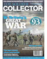 Toy Soldier Collector Magazine Issue 67 W.Britain's Great War