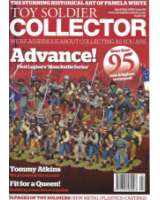 Toy Soldier Collector Magazine Issue 69 Advance! First Legions Mass Battle Series