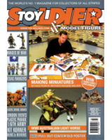 Toy Soldier and Model Figure Magazine Issue 154 Texas Rangers
