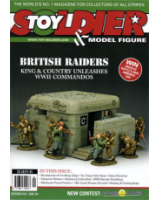 Toy Soldier and Model Figure Magazine Issue 184 British Raiders King and Country