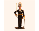 1003 Toy Soldier Set Officer Foot Guard Full Dress Painted