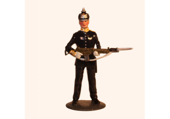 1005 Toy Soldier Set Foot Guard Painted