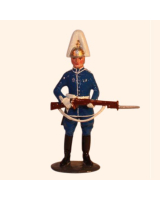 1009 Toy Soldier Set Trooper Life Guard Full Dress K1 Painted