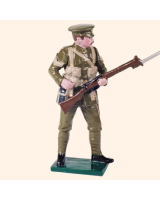 0817 2 Toy Soldier Sergeant Kit
