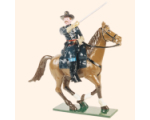 901 1 Toy Soldier Mounted Field Officer Kit