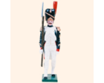 N1-4 Toy Soldier Sergeant Marching Imperial Guard Grenadier 1810 Kit