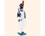 N1-5 Toy Soldier Sapeur Marching Imperial Guard Grenadier 1810 Kit