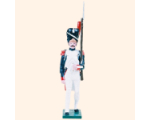 N1-7 Toy Soldier Grenadier Marching Imperial Guard Grenadier 1810 Kit