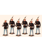 022 Toy Soldiers Set United States Marine Corps Painted