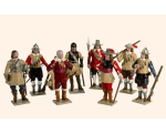 067 Toy Soldier Set The English Civil War Painted