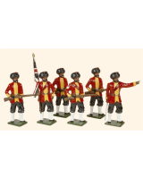 0069 Toy Soldiers Set 7th Bengal Native Infantry 1890 Painted