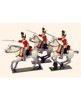 727 Toy Soldiers Set The Royal Scots Greys Painted