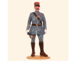 820 Toy Soldier Set Field Marshal Foch Painted