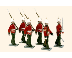 085 Toy Soldiers Set Royal Scot 1895 Painted