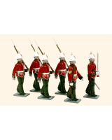 0085 Toy Soldiers Set Royal Scot 1895 Painted