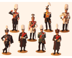 097 Toy Soldiers Set Kaiser Wilhelm II The Imperial German Army