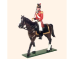B1M Toy Soldier Mounted Officer British Line Infantry Kit
