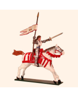 MK13 Toy Soldier Set Joan of Arc Painted