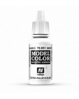AV Vallejo Model Color VAL951 - White - Paint