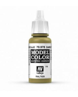 AV Vallejo Model Color VAL978 - Dark Yellow - Paint