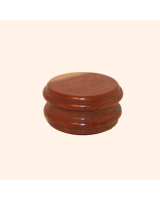 B-008 Wooden Base/ Plinth 4,5/ 4,6 Cm Diameter