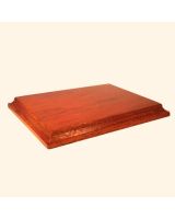 B-016 Wooden Base/ Plinth 8,50/10,0 x 11,50/13,0
