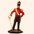 JW90 76 Officer British Line Infantry c.1850 Painted