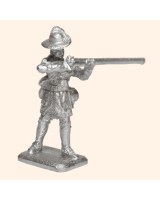 IFA25 Rifleman standing firing  25mm Foot Kit